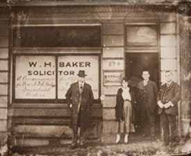 The History of Baker Love Lawyers